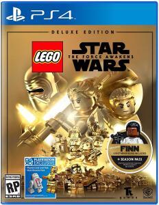 [PS4] - LEGO® Star Wars™: LEGO® Star Wars™: The Force Awakens de Luxo   R$32