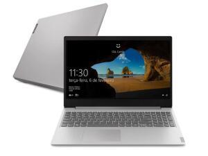 "Notebook Lenovo AMD Ryzen 5-3500U 8GB 1TB Tela 15.6"" Windows 10 Ideapad S145 | R$2849"