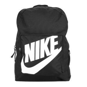 Mochila Infantil Nike Classic 16 litros - Preto e Branco | R$75