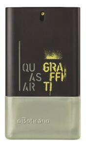 Quasar des.colonia Graffiti, 100ml | R$46