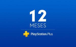 [R$ 106 AME] Playstation Plus 12 meses | R$111