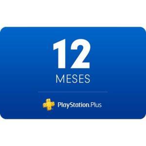 Gift Card Digital Sony Playstation Plus 12 Meses | R$112