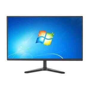 """Monitor Prizi Slim 19"""" LED HD Preto HDMI e VGA - PZ0019HDMI"""