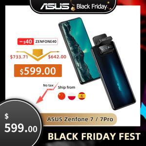 23/11 ASUS Zenfone 7 8GB / 128GB Snapdragon 865 - R$3312