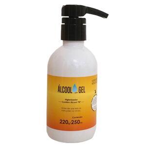250ml álcool em gel 70 por 1,99 nas compras acima de 200 reais.