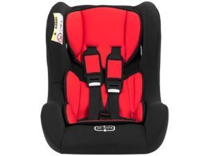[APP+CLIENTE OURO] Cadeirinha para Auto Go Safe - Leone Rosso Plus 0 a 25kg - R$185