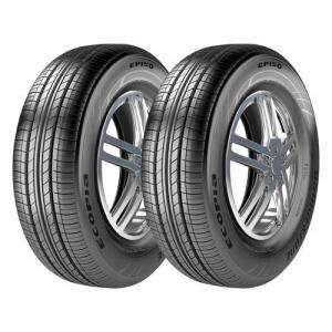 Pneu Aro 15 Bridgestone Ecopia EP150 195/60 R15 88V - 2 Unidades
