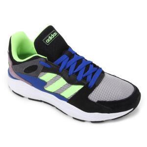 Tênis Adidas Crazy Chaos Masculino - Preto e verde