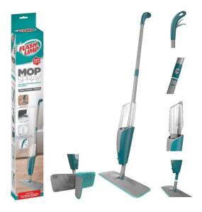 Mop Spray FlashLimp MOP7800 – Verde/Cinza | R$80