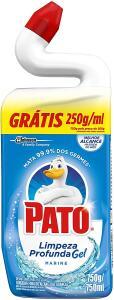Limpador Sanitário Pato Marine 500ml + 250ml de graça - PRIME | R$6 (recorrência)