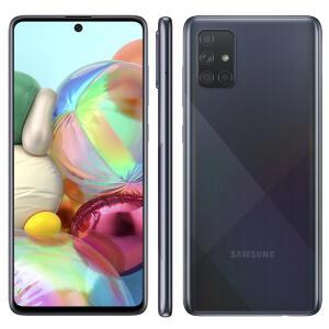 Smartphone Samsung Galaxy A71 Preto 128GB | R$1699