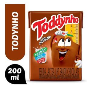 Bebida Láctea Uht Chocolate Toddynho Caixa 200ml I R$1,69