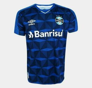 Camisa do Grêmio III 2019 (tamanho P) - Umbro Masculina | R$112