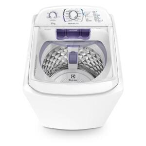 Máquina de Lavar 17 Kg Turbo Electrolux Branca | R$1699