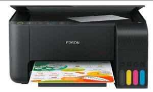 Impressora a cor multifuncional Epson EcoTank L3150 com wifi 110V/220V | R$1099