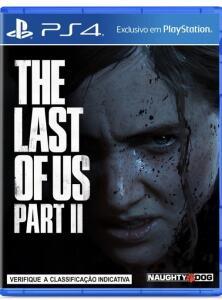 Jogo The Last Of Us: Part II - PS4   R$149