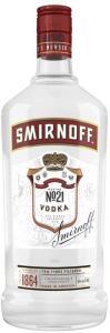 Vodka Smirnoff, 1.75L | R$ 43
