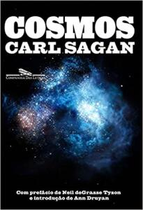 [Prime] Livro Cosmos - Carl Sagan | R$ 35