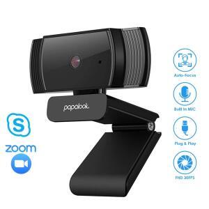 Papalook af925 1080p Full HD autofocus | R$172