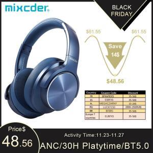 Fone de Ouvido Mixcder e9 pro aptx ll | R$179
