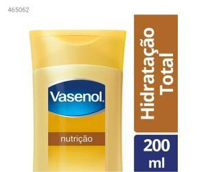 [2 unidades] Loção Desodorante Hidratante Vasenol - 200ml | R$3,37 cada