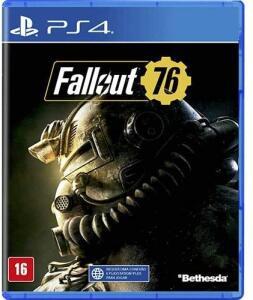 [PS4] Jogo Fallout 76 | R$30