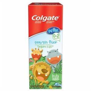 Creme Dental Infantil Colgate Kids Sem Flúor Gel R$7