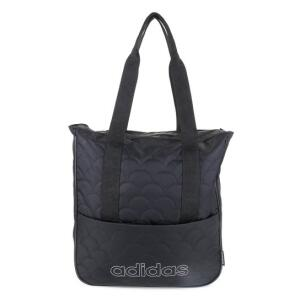 Bolsa Adidas Tote Feminina - Preto e Branco   R$ 114