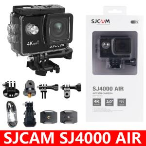 Câmera SJ4000 Air SJCAM 4K   R$235