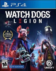 Watch Dogs Legion - PS4 - R$187