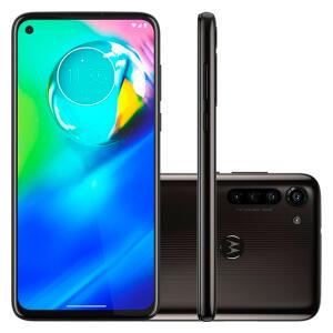 Smartphone Motorola XT2041-1 G8 Power 64GB Preto Titanium ( NO BOLETO )