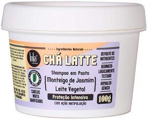 [PRIME] Shampoo em Pasta - Chá Latte - Jasmim e Leite Vegetal - Lola Cosmetics 100g | R$ 13