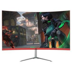 "Monitor Concórdia Gamer Curvo 23.8"" Led Full Hd Hdmi Vga Ips - R$899"
