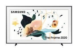 Smart TV QLED 55 UHD 4K Samsung The Frame QN55LS03T - R$4999