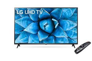 "Smart TV LED 55"" 4K UHD LG 55UN731C, 3 HDMI, 2 USB, Wi-Fi, Assistente Virtual e Bluetooth - R$2649"