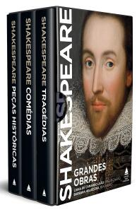 Grandes obras de Shakespeare - Box (Português) Capa dura - R$107