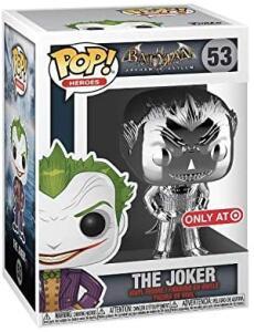 Funko The Joker Silver - R$70