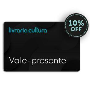 10% em Vales Presentes | Livraria Cultura