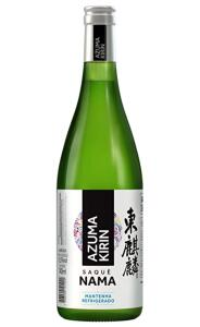 [PRIME] Saque Azuma Kirin, Nama, 740ml R$30