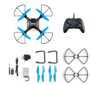 Drone Multilaser Bird Câmera HD ES255 | R$349