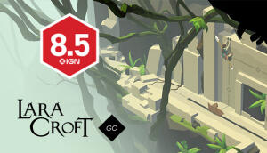 Jogo: Lara Croft GO | R$5