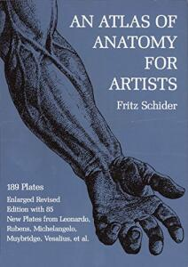 Um Atlas da Anatomia para Artistas [ An Atlas of Anatomy for Artists ] | R$11