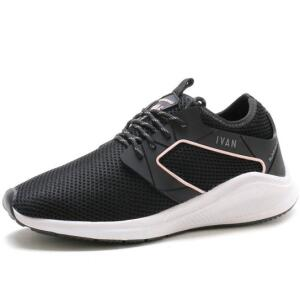 Tênis Ivan Running Technology Feminino - Preto R$80
