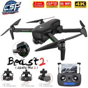 Drone NWE SG 906 PRO - 3 Baterias | R$954