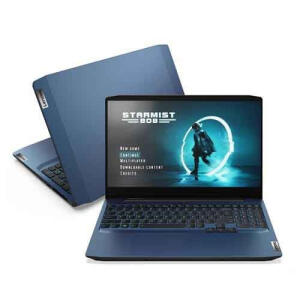 [AME] Notebook Lenovo, Intel® Core i7, 8GB, 256GB SSD, Tela 15,6 | R$5103