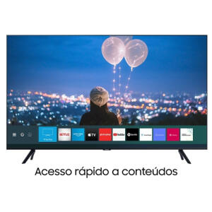 "[CC Shoptime] Smart TV LED 55"" Ultra HD 4K Samsung 55TU8000 R$ 1949"