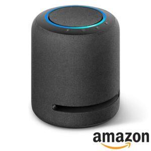 Smart Speaker Amazon com Áudio de Alta Fidelidade e Alexa Preto - Amazon Echo Studio | R$1326