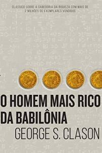 [PRIME] - LIVRO O homem mais rico da Babilônia | R$15