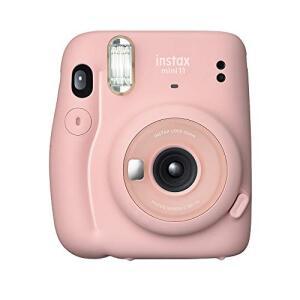 Câmera Instax Mini 11 - Rosa | R$345