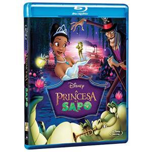 A Princesa E O Sapo [Blu-Ray]   R$30